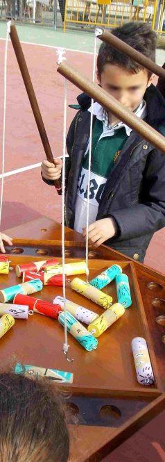 juegos de madera feria
